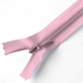 Cremallera invisible rosa 534 (25 uds)