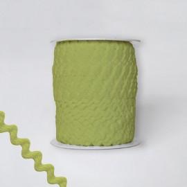 Ondulina color verde pistacho 22 (50 mts)