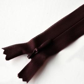 Cremallera invisible Burdeos 579 (25 uds)