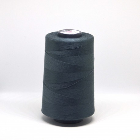 Hilo de coser Verde Botella 873 (5000 mts)