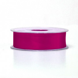 Cinta de Raso Color Fucsia 143 (25 mts)