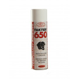 Spray adhesivo temporal Takter 650