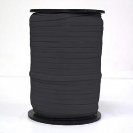 Elástico Negro de 6 milímetros