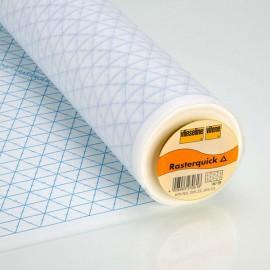 Entretela para patchwork con triángulos 90 cm