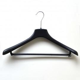 Percha para chaqueta con barra