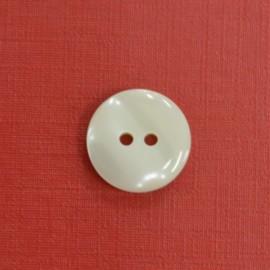 Botón con dos agujeros Blanco mod.1002 (100 uds)