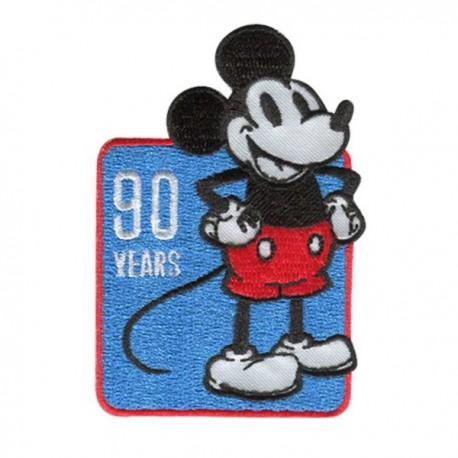 Parche Bordado Mickey Mouse 3484-03