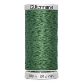 Hilo Extrafuerte Verde 431 Gutermann (100 mts)