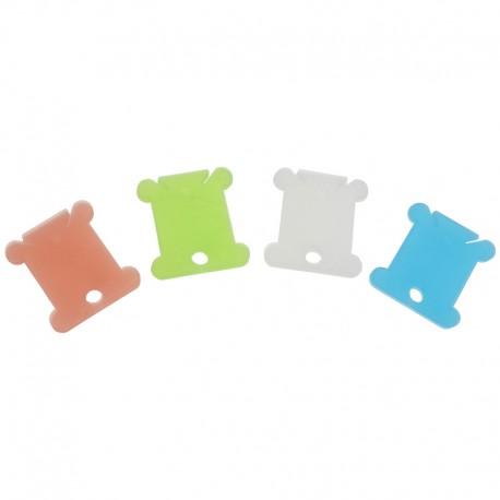Paquete Plegador Hilos Colores PVC (6 uds)