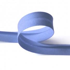Cinta al bies Azul nº19 (25 m)