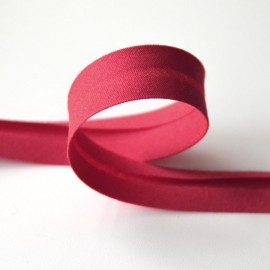Cinta al bies Rojo nº47 (25 m)